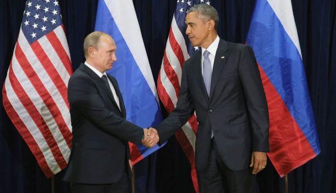Ο Ομπάμα απελαύνει Ρώσους διπλωμάτες για 'ανάμιξη' στις αμερικανικές εκλογές