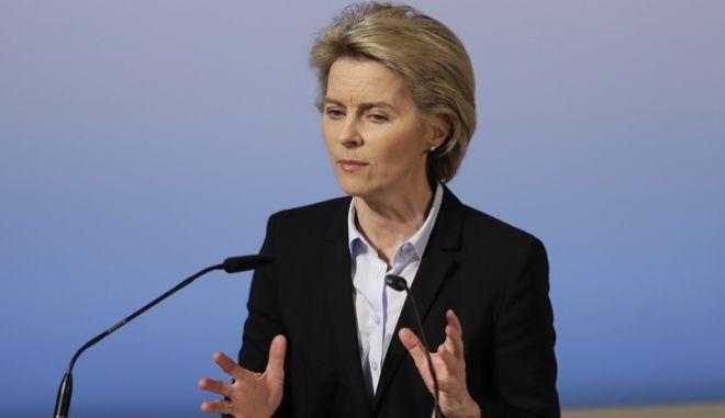 Η Γερμανία απέρριψε τις κατηγορίες Τραμπ ότι 'χρωστά τεράστια ποσά' σε ΝΑΤΟ και ΗΠΑ