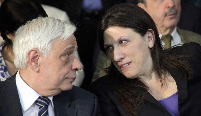 Κωνσταντοπούλου σε Παυλόπουλο: Ευχαριστώ, αλλά δεν θα παρευρεθώ στο Προεδρικό