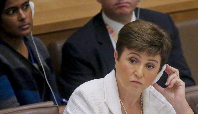 Κρισταλίνα Γκεοργκίεβα