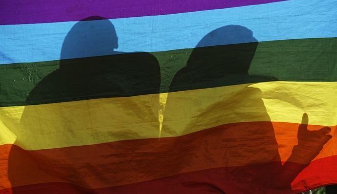 Η σημαία της ΛΟΑΤΚΙ κοινότητας