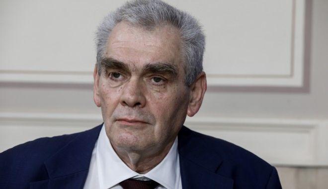 Ο Δημήτρης Παπαγγελόπουλος