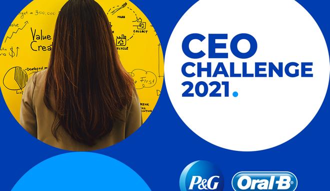 """Τρεις Έλληνες φοιτητές κατέκτησαν την πρώτη θέση στο """"CEO Challenge"""" της P&G Noτιoανατολικής Ευρώπης"""
