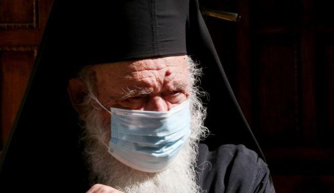 """Αρχιεπίσκοπος Ιερώνυμος: """"Πρέπει να τρέξουμε να εμβολιαστούμε, όχι απλώς να πάμε"""""""