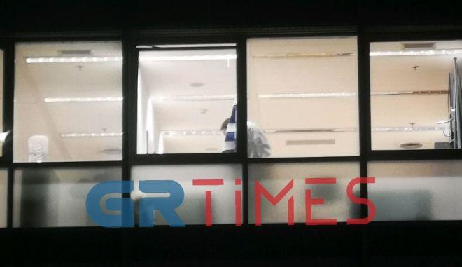 Κορονοϊός: Κλειστό το 105ο Δημοτικό Σχολείο Θεσσαλονίκης - Απολυμαίνουν το Δημαρχείο