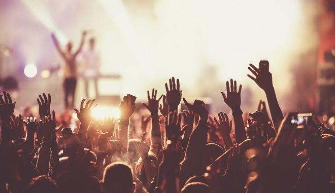 Συναυλία (φωτογραφία αρχείου)
