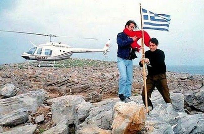 Ίμια 16 χρόνια μετά: Το χρονικό της κρίσης