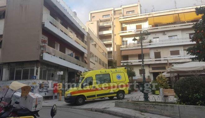 Λαμία: Ηλικιωμένος εγκλωβίστηκε στο διαμέρισμά του
