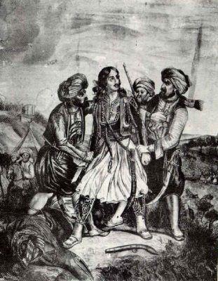 Μηχανή του Χρόνου: Ντοκουμέντο. η αυθεντική πιστόλα του Αθανάσιου Διάκου από τη φονική μάχη της Αλαμάνας