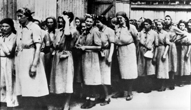 Γυναίκες στο Άουσβιτς