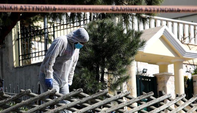 Δολοφονία έξω από το σπίτι του, του δημοσιογράφου Γιώργου Καραϊβάζ, στον Άλιμο, το μεσημέρι της Παρασκευής 9 Απριλίου 2021