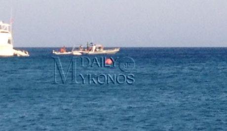 Tραγωδία στη Μύκονο: 10χρονος έχασε τη ζωή του, ενώ έκανε θαλάσσια παιχνίδια. Τον σκότωσε ταχύπλοο!