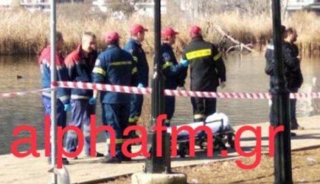Νεκρή γυναίκα στη λίμνη της Καστοριάς