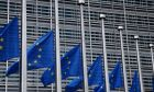 Σημαίες της ΕΕ, Βρυξέλλες
