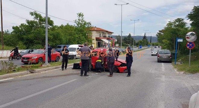 Θεσσαλονίκη: Τραγικό τροχαίο με έναν 26χρονο νεκρό και έναν σοβαρά τραυματία