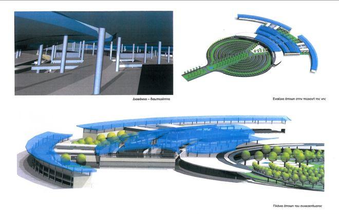 Αυτές είναι οι 4 προτάσεις για το αεροδρόμιο στο Καστέλι