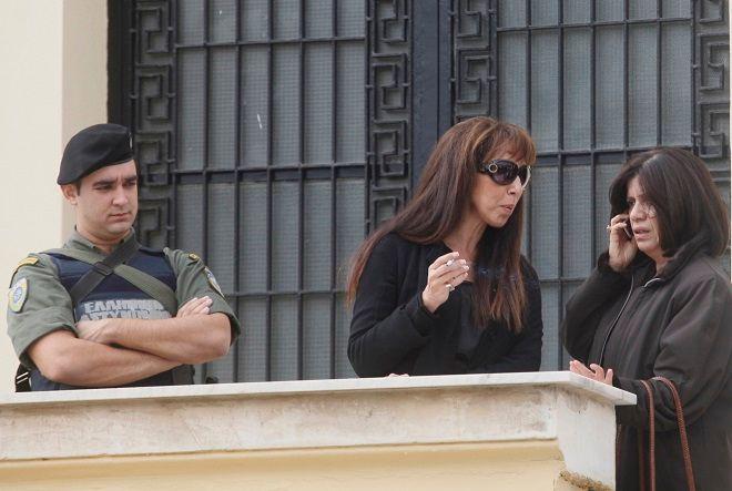Δίκη Κορκονέα- Σαραλιώτη: Η μητέρα του Αλέξη, Τζίνα Τσαλικιάν