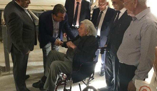 Μίκης Θεοδωράκης: Εδώ που μας φτάσανε, χρειάζεται επανάσταση