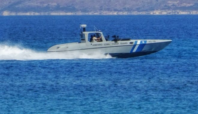 Φορτηγό πλοίο προσάραξε βόρεια της Μυτιλήνης
