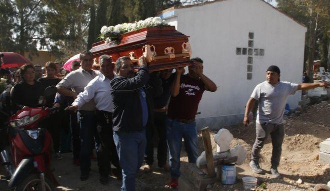 Αυξήθηκε ο αριθμός των νεκρών από έκρηξη σε τμήμα αγωγού μεταφοράς καυσίμων στο κεντρικό Μεξικό
