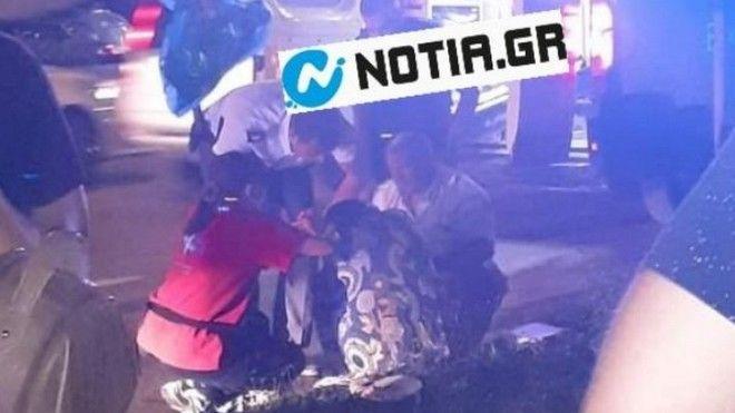 Παλαιό Φάληρο: Αστυνομικός της ομάδας ΔΙΑΣ παρέσυρε πεζή με τη μηχανή του