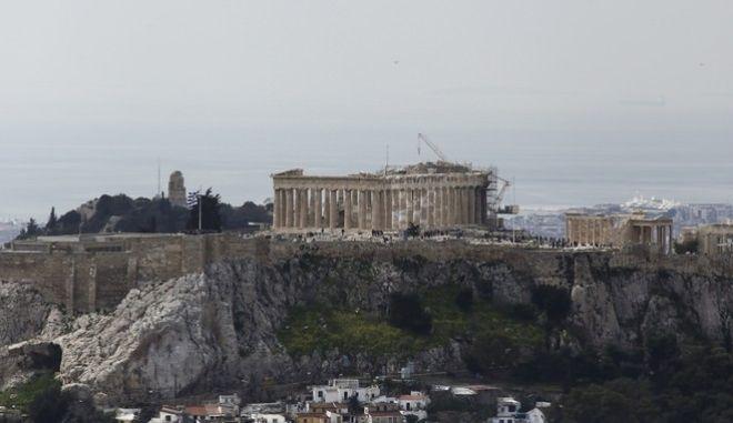 Αθήνα, μια μεγαλούπολη άγνωστης ετυμολογίας