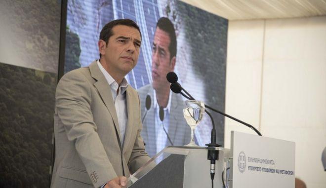 Τσίπρας: Από την επαναδιαπραγμάτευση 4 οδικών αξόνων, το δημόσιο επωφελήθηκε 764 εκατ. ευρώ