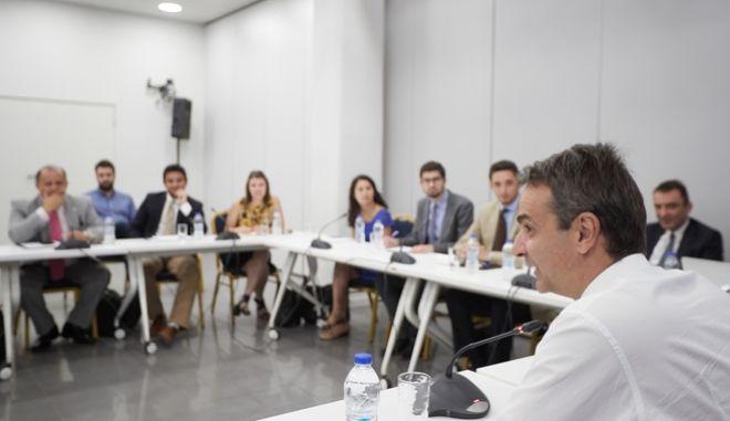 Μητσοτάκης: Στα θέματα εξωτερικής πολιτικής το μέτωπο είναι ενιαίο