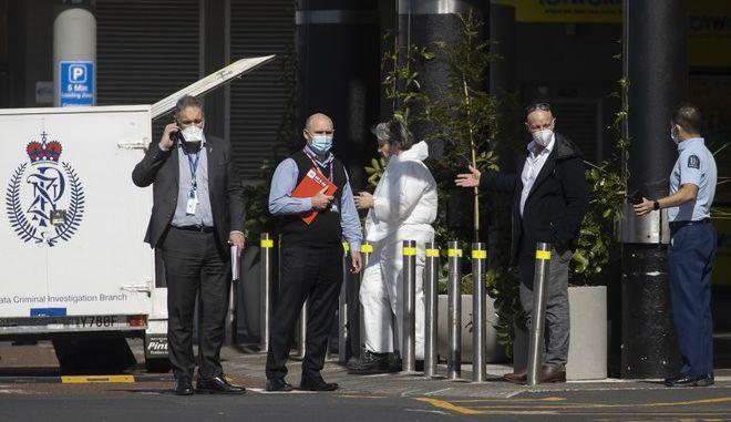 Τρομοκρατική επίθεση σε σουπερμάρκετ στη Νέα Ζηλανδία