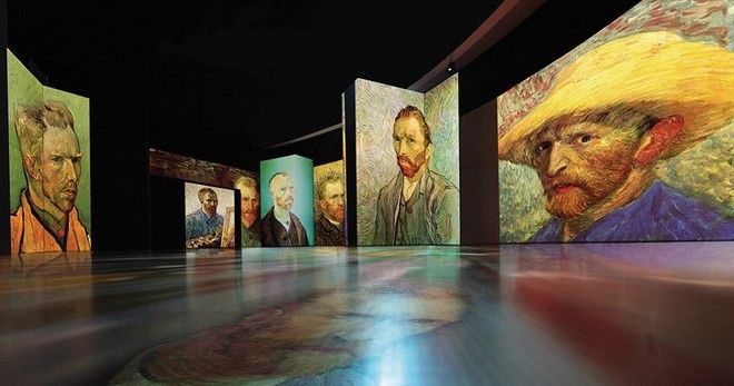 Το Μέγαρο Μουσικής διεισδύει στο μυαλό του Βαν Γκογκ