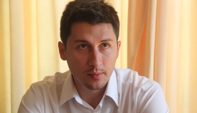 Παύλος Χρηστίδης - Εκπρόσωπος Τύπου ΠΑΣΟΚ,φωτο αρχείου 6/5/2015.(Eurokinissi-ΠΑΠΑΔΟΠΟΥΛΟΣ ΒΑΣΙΛΗΣ)