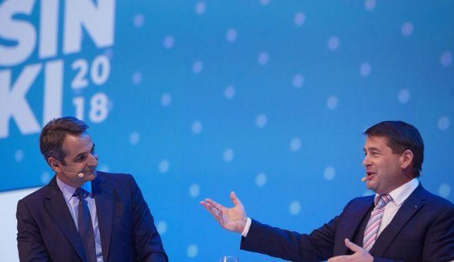Μητσοτάκης: Η Ελλάδα είναι η πρώτη ευρωπαϊκή χώρα που έφερε στην εξουσία τους λαϊκιστές