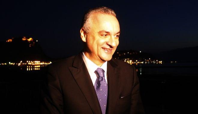 Ο Ευρωβουλευτής της ΝΔ Μανώλης Κεφαλογιάννης