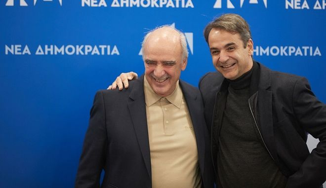 Μεϊμαράκης: Ενωμένοι όλοι με το Μητσοτάκη μπροστά προς τη νίκη