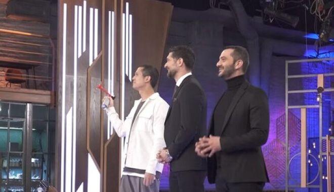 "MasterChef 5- Κουτσόπουλος τρολάρει Κοντιζά: ""Δεν έχει πάει γήπεδο ο άνθρωπος"""