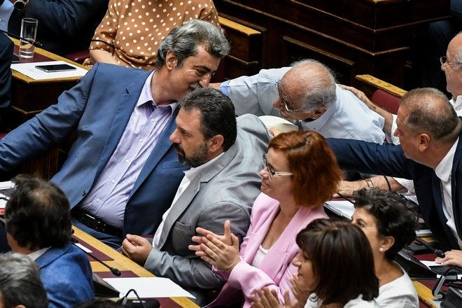 Συζήτηση και λήψη απόφασης για αιτήσεις άρσης ασυλίας του βουλευτή Π. Πολάκη, Τετάρτη 31 Ιουλίου 2019.