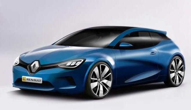 Renault Megane Coupé IV Design Concept. Απλώς εντυπωσιακό