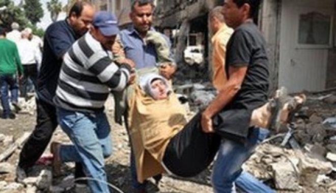 Δεκάδες νεκροί και τραυματίες από εκρήξεις στην Τουρκία