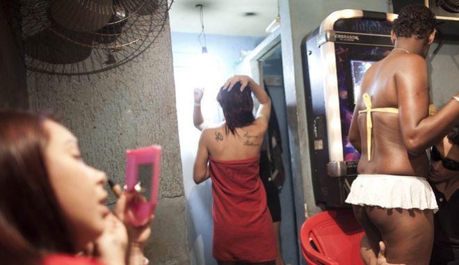 Ιερόδουλες στη Βραζιλία, φωτό αρχείου