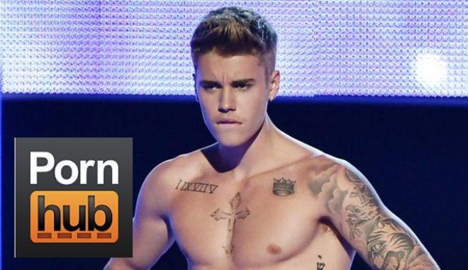 Σε ποιες πορνοστάρ έχει αδυναμία ο Justin Bieber; Την απάντηση δίνει ΔΗΜΟΣΙΑ το Porn Hub