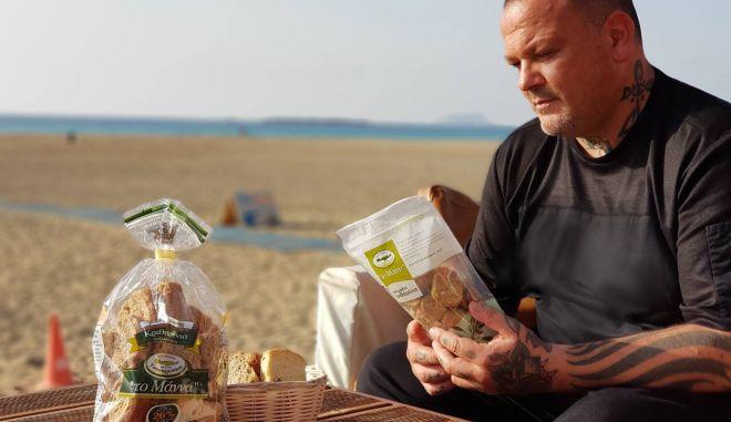 Νέο μέλος της οικογένειας «ΤΟ ΜΑΝΝΑ» Τσατσαρωνάκη ο καταξιωμένος chef Δημήτρης Σκαρμούτσος