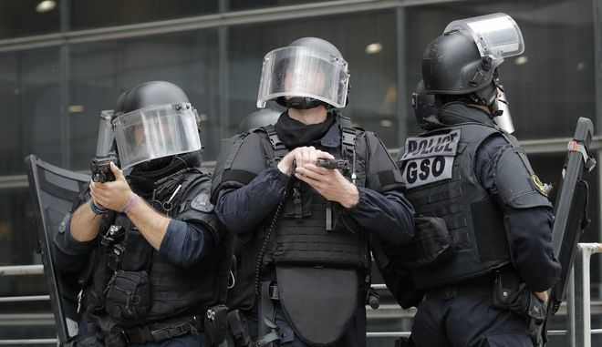 Αστυνομία του Λος Άντζελες