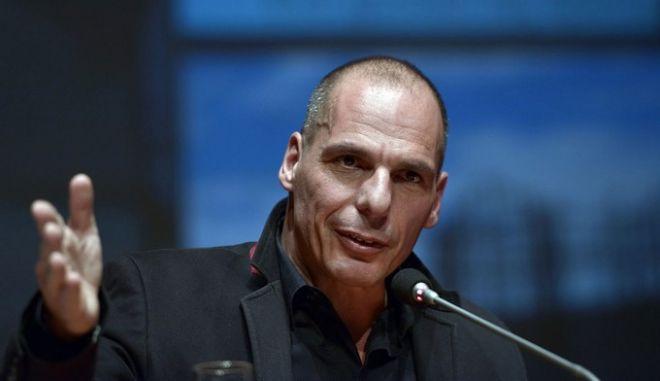 Βαρουφάκης: Θέλουμε να αποπληρώσουμε το χρέος μας μέχρι τέλους