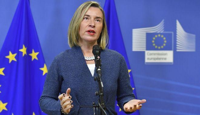 Το Ισραήλ έχει δικαίωμα να αμύνεται υποστηρίζει η ΕΕ
