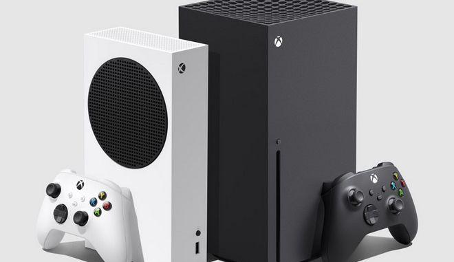 Οι νέες κονσόλες επόμενης γενιάς της Microsoft Xbox Series X & Xbox Series S