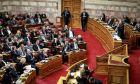 Συζήτηση στη Βουλή για τη συμφωνία των Πρεσπών
