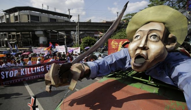 Φιλιππίνες: Ο αιματηρός πόλεμος του Ντουτέρτε κατά των ναρκωτικών έγινε... μιούζικαλ