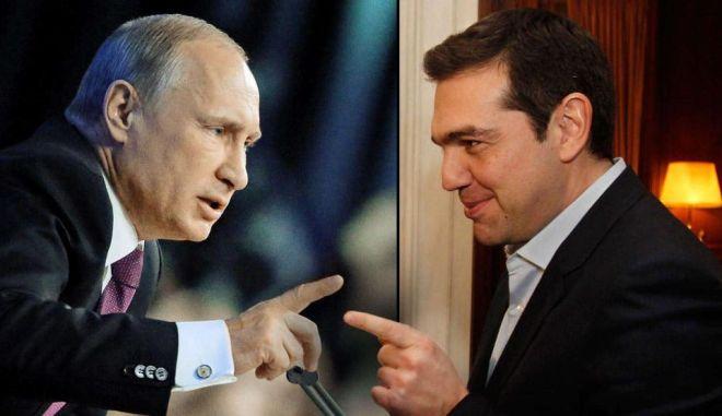 Αγανάκτηση Βρυξελλών και Βερολίνου για τη στροφή Τσίπρα προς τη Μόσχα