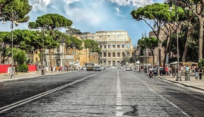 Απαγορεύεται η κυκλοφορία οχημάτων ντίζελ στη Ρώμη από το 2024