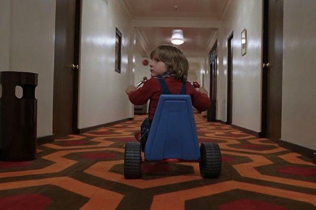 Ο Ντάνι, ο γιος της οικογένειας στην ταινία του 1980,